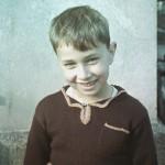 Elmar Gruber, Kindheitsbild